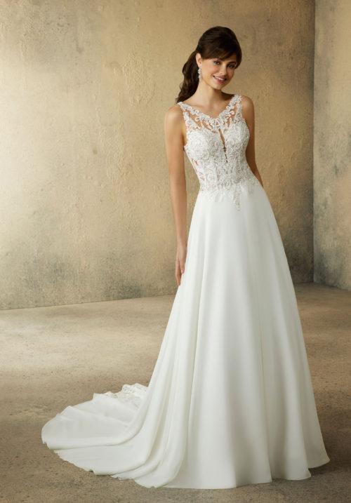 Morilee Romilda style 2074 Wedding Dress