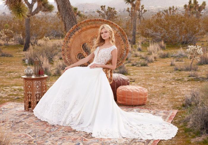 Morilee Rhoda style 2075 Wedding Dress