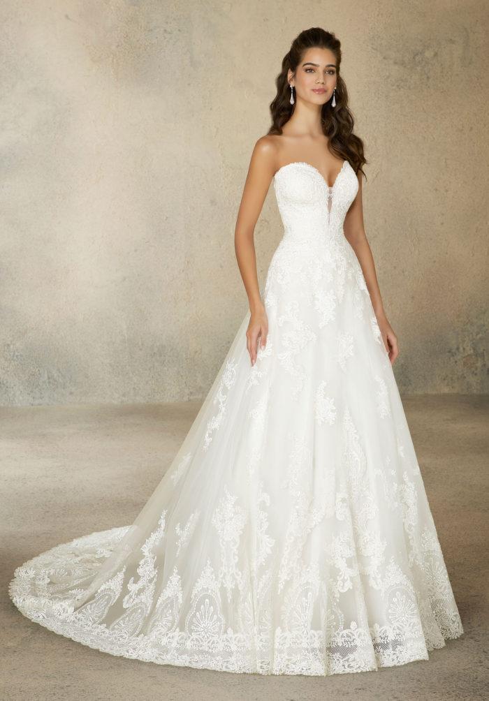 Morilee Rosabel style 2076 wedding dress