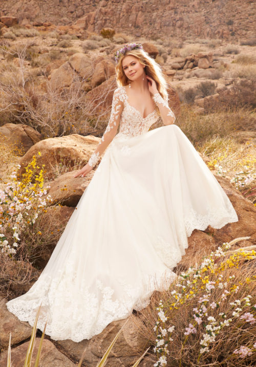 Morilee Reagan style 2078 Wedding Dress