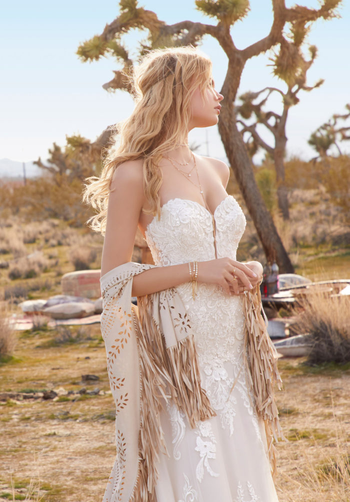 Morilee Rubina style 2079 Wedding Dress