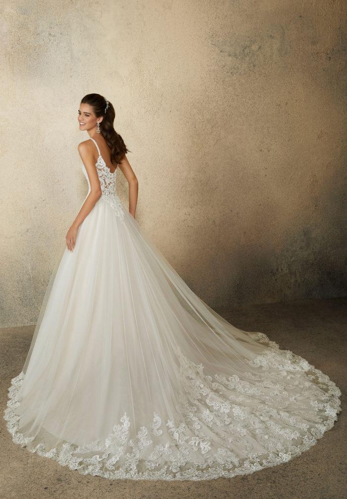 Morilee Reba style 2080 Wedding Dress