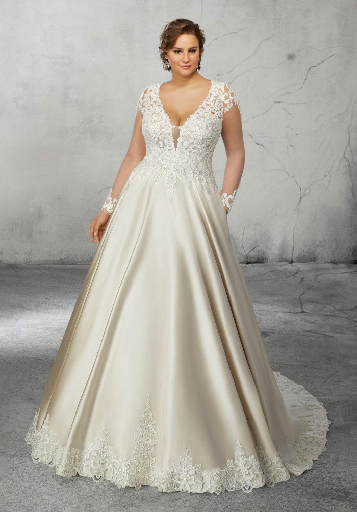 Morilee Reina style 2082 wedding dress