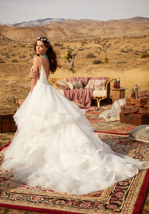 Morilee Ravenna style 5776 Wedding Dress