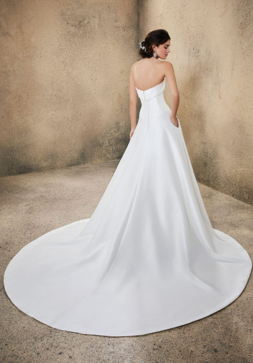 Morilee Roderica style 5778 Wedding Dress