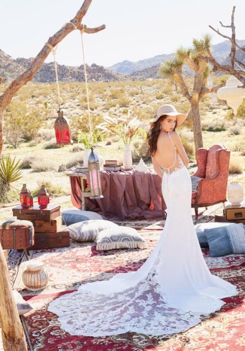 Morilee Rasia style 5773 Wedding Dress