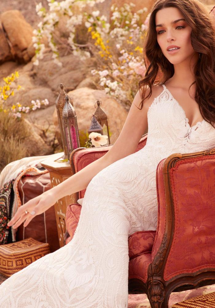 Morilee Riley style 5775 Wedding Dress