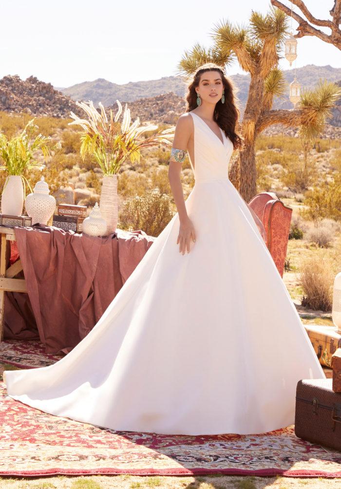 Morilee Roberta style 5768 Wedding Dress