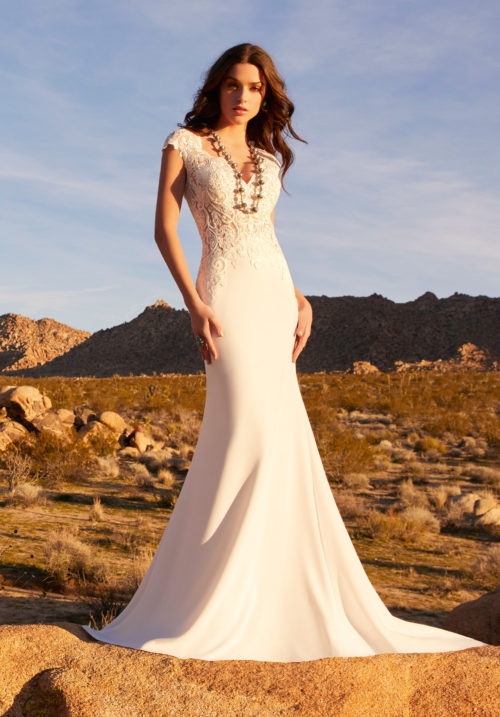 Morilee Rhetta style 5769 Wedding Dress