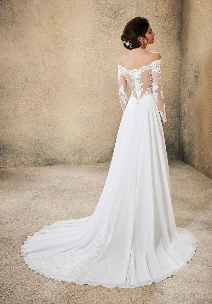 Morilee Romina style 5772 Wedding Dress