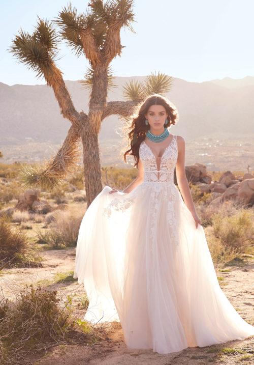 Morilee Rosa Style 5763 Wedding Dress