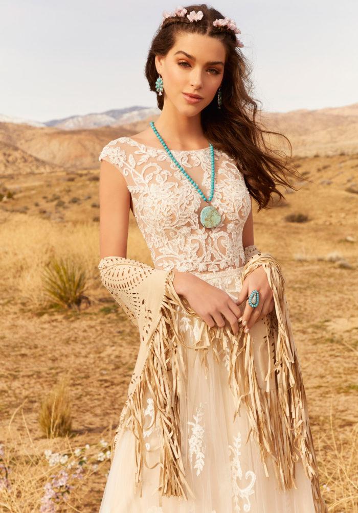 Morilee Ronan Style 5765 Wedding Dress