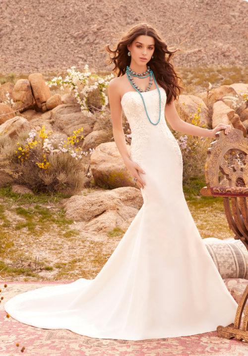 Morilee Reese style 5766 Wedding Dress