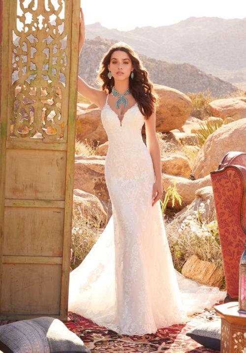 Morilee Ryanne style 5767 Wedding Dress