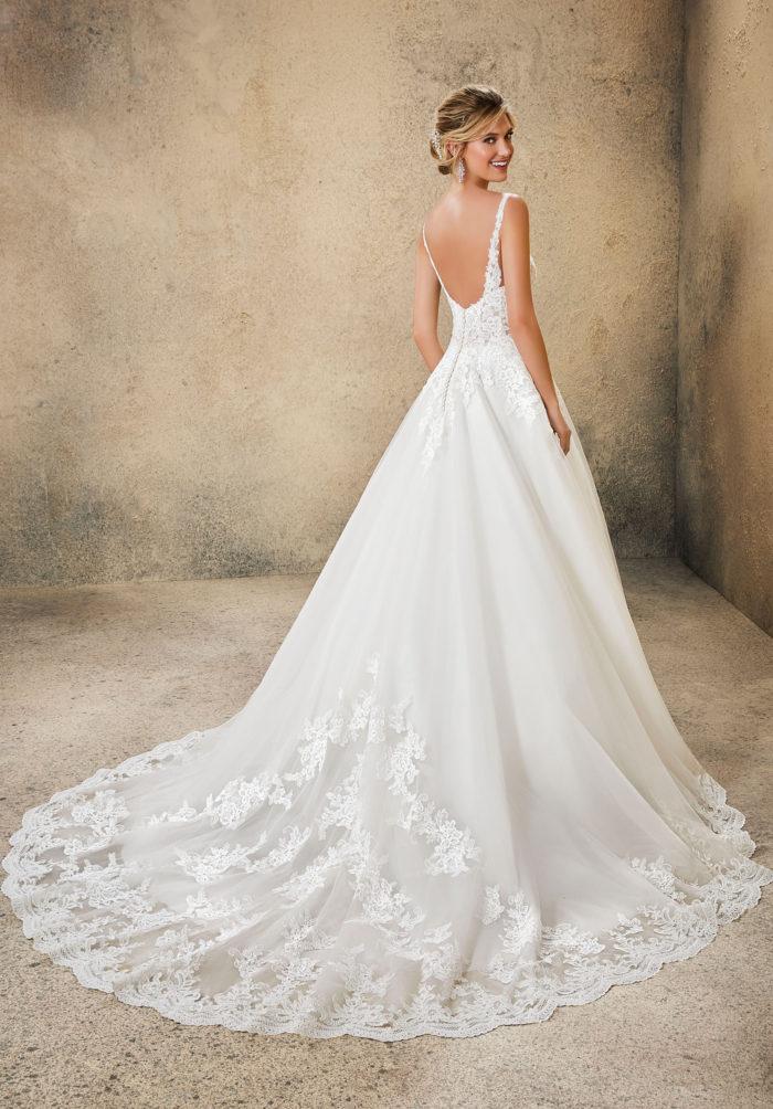 Morilee Rosemerta style 5761 Wedding Dress