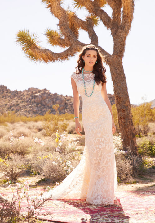 Morilee Rue Style 5762 Wedding Dress