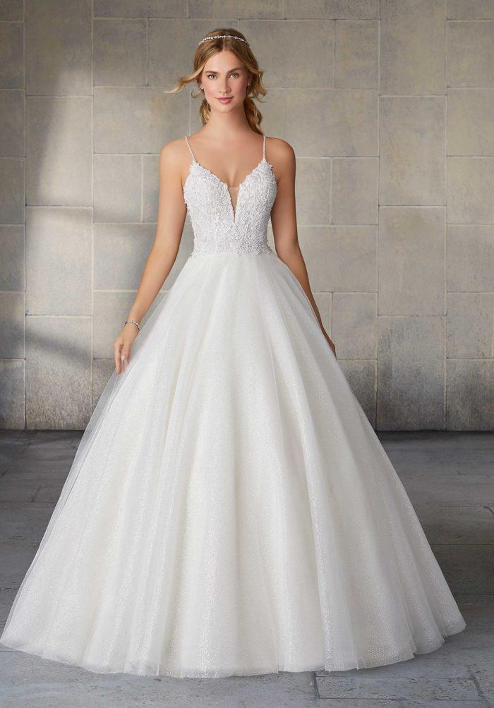 Morilee Starlet style 2145 Wedding Dress
