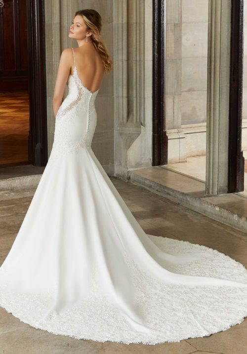 Morilee Sloane Style 2136 Wedding Dress