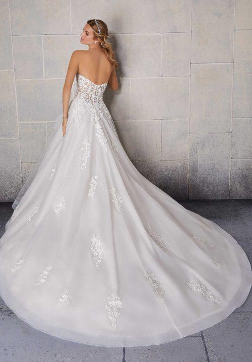 Morilee Shania Style 2140 Wedding Dress