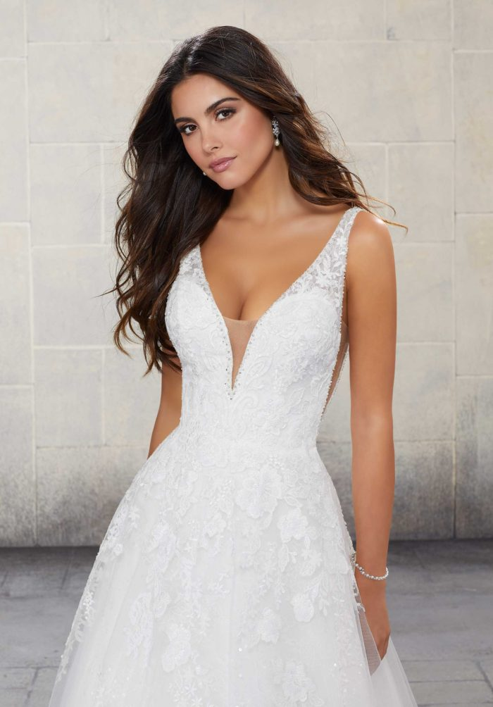 Morilee Suzanne Style 2142 Wedding Dress