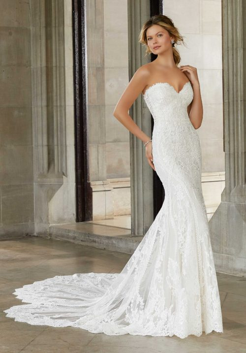 Morilee Serena Style 2143 Wedding Dress