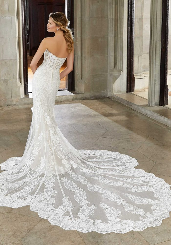 Morilee Serena Style 2143 Wedding Dress