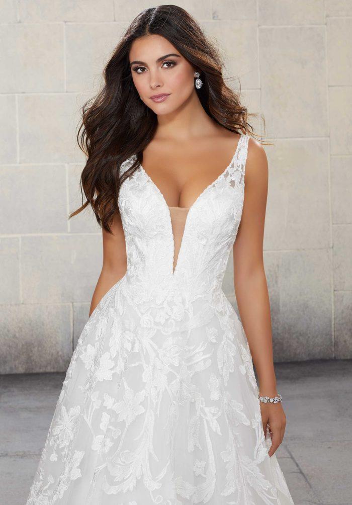 Morilee Sheila Style 2135 Wedding Dress
