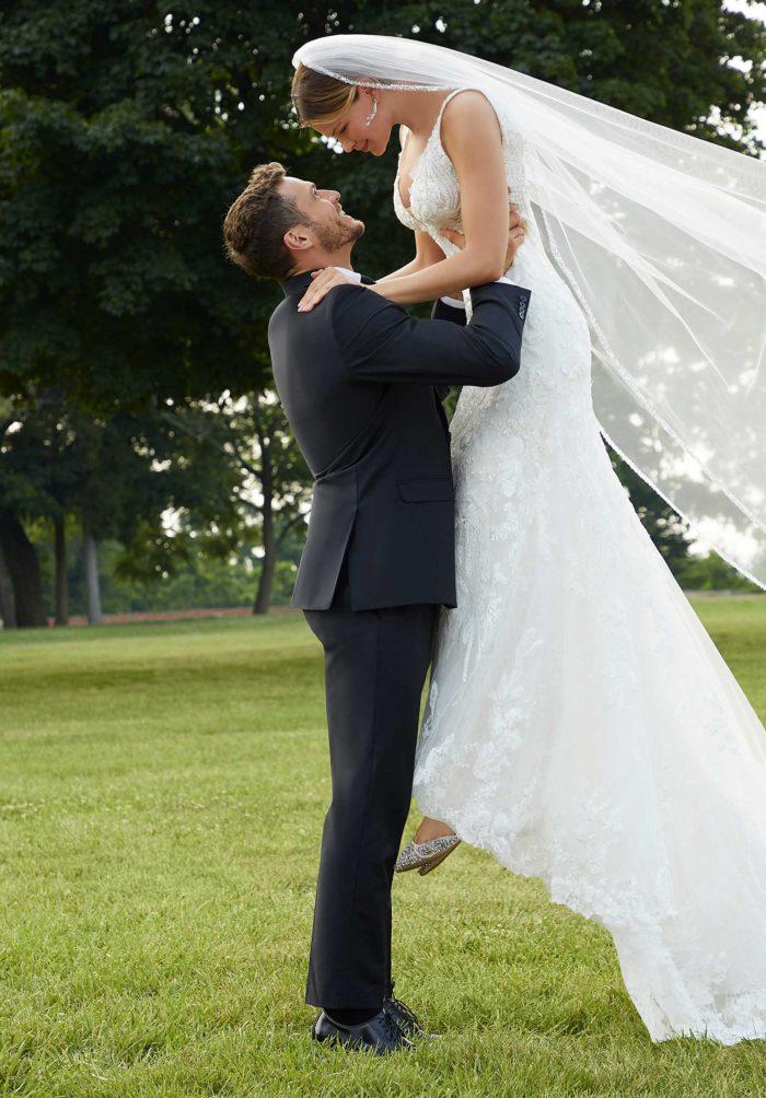 Morilee Stefani Style 2123 Wedding Dress