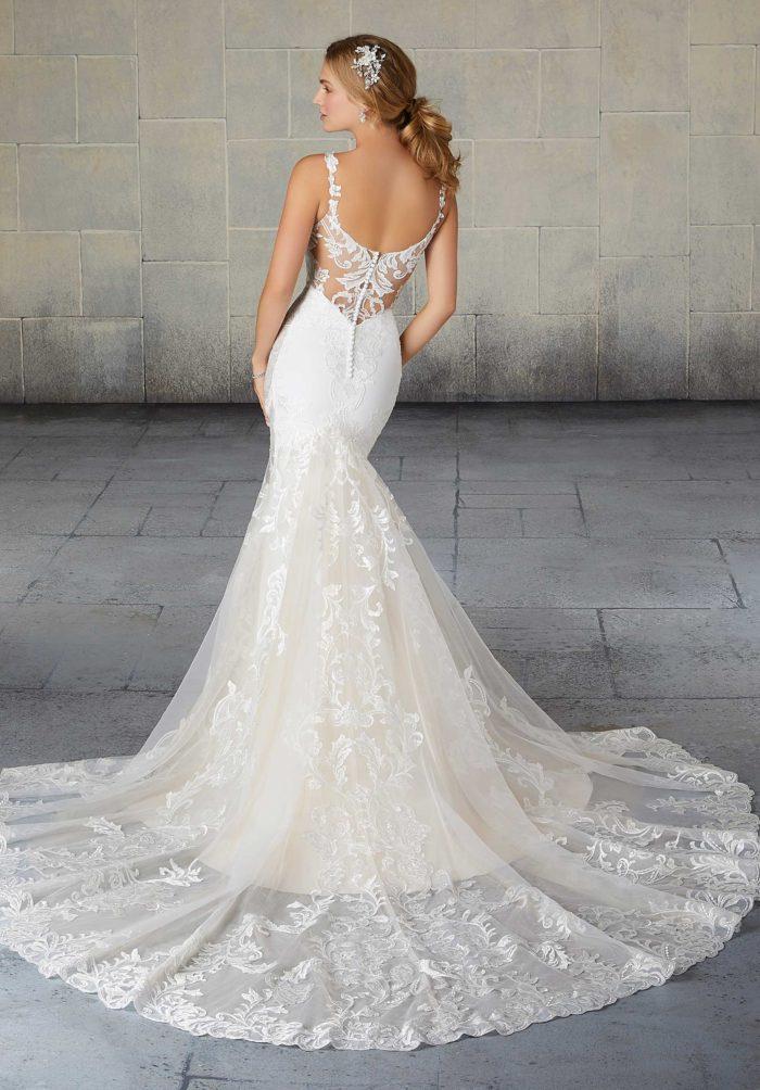 Morilee Saskia Style 2124 Wedding Dress