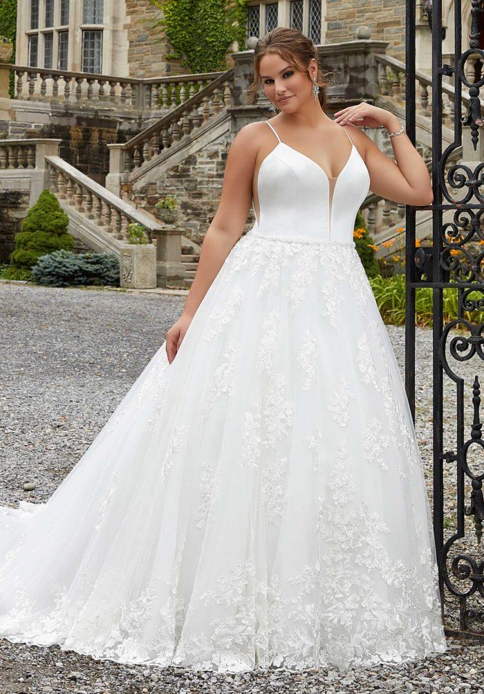 Morilee Suki Style 2125 Wedding Dress
