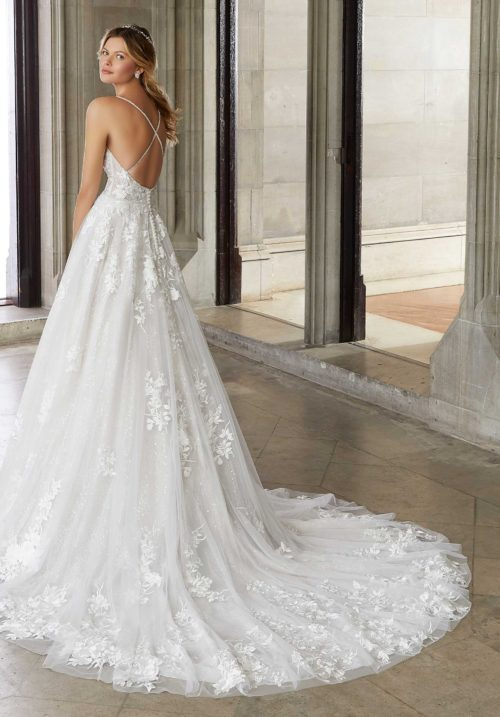Morilee Skylar Style 2127 Wedding Dress