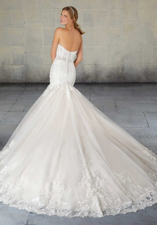 Morilee Soleil Style 2129 Wedding Dress