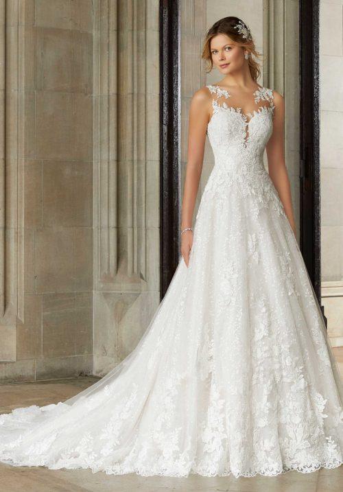 Morilee Sansa Style 2130 Wedding Dress