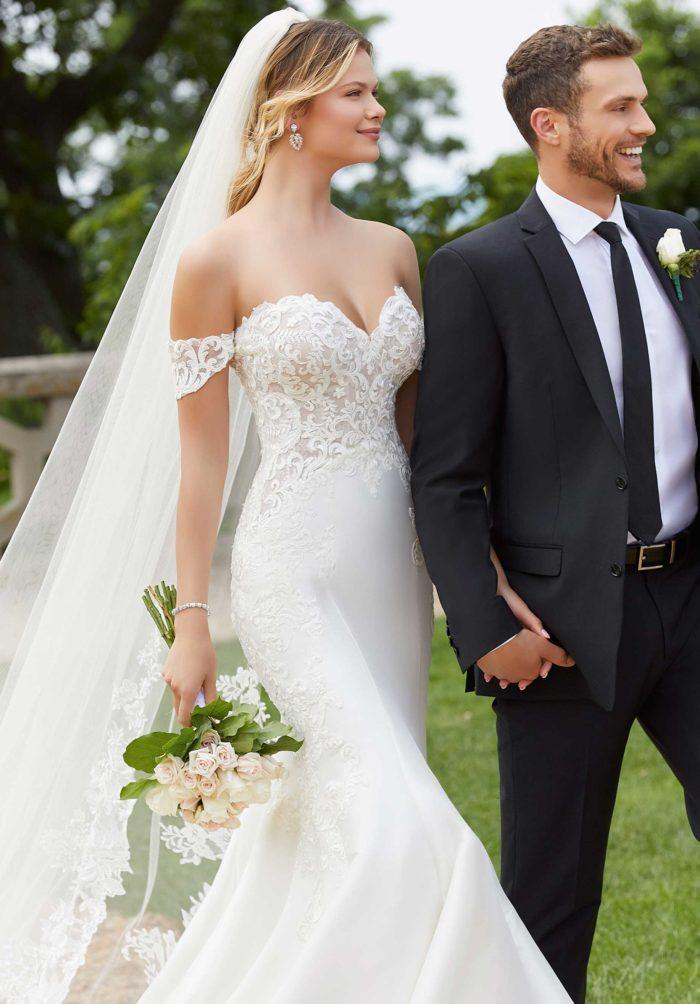 Morilee Selena Style 2131 Wedding Dress
