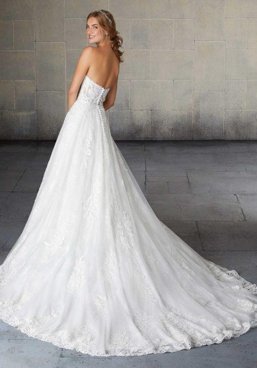 Morilee Shauna Style 2132 Wedding Dress