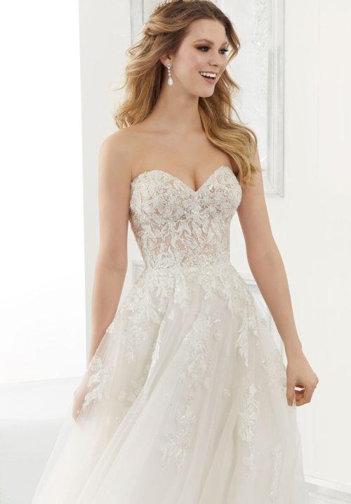 Morilee Antonella Style 2183 Wedding Dress