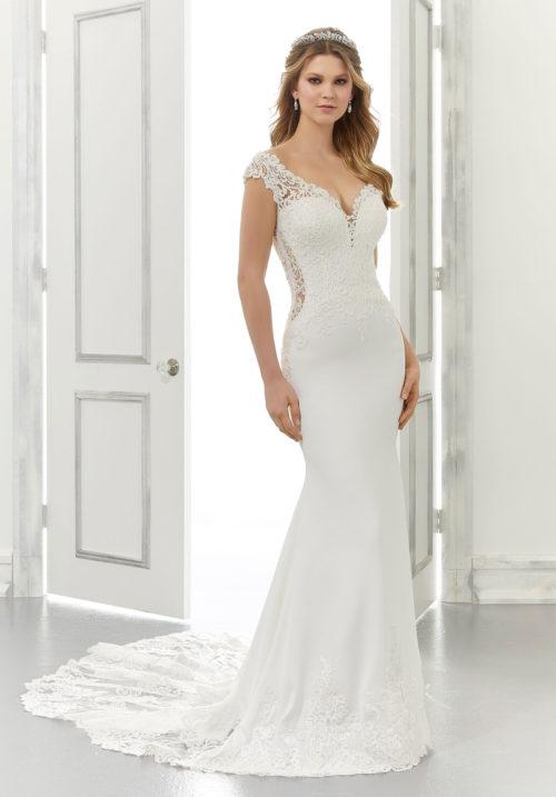 Morilee Anya Style 2184 Wedding Dress