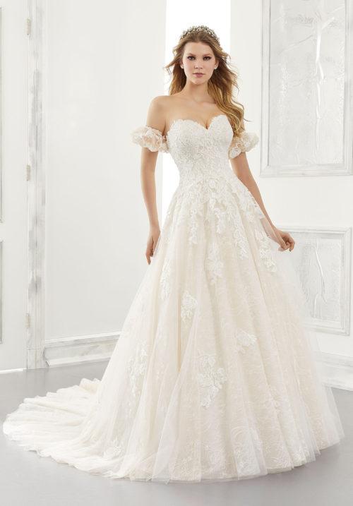 Morilee Abigail Style 2185 Wedding Dress