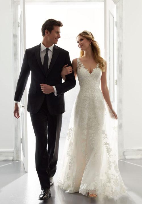 Morilee Amalia Style 2186 Wedding Dress