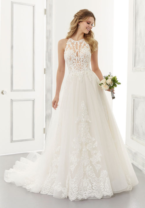 Morilee Analiese Style 2187 Wedding Dress