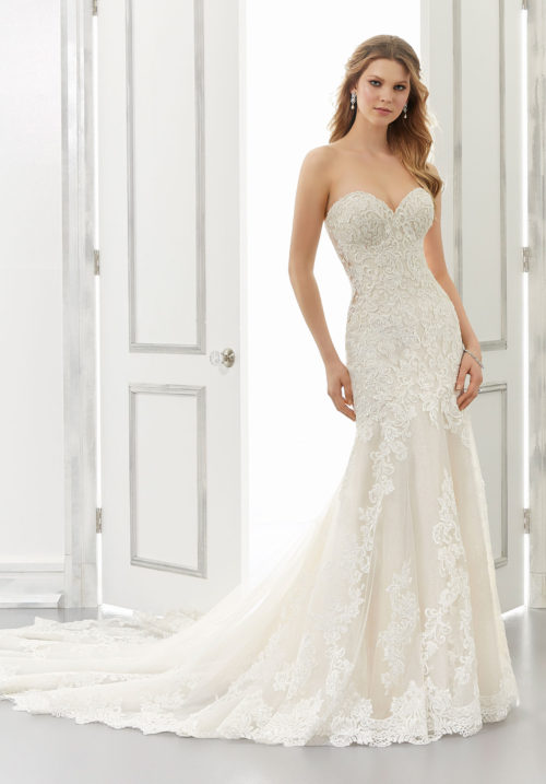 Morilee Allison Style 2188 Wedding Dress