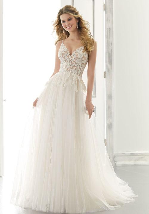 Morilee Ariadne Style 2189 Wedding Dress