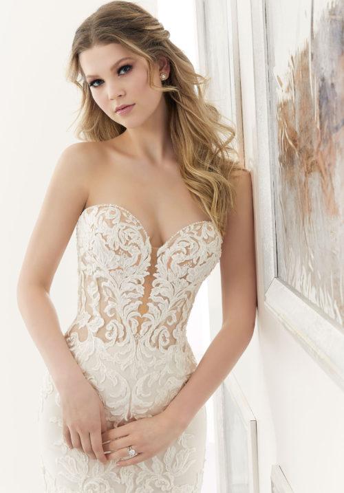 Morilee Adaline Style 2190 Wedding Dress