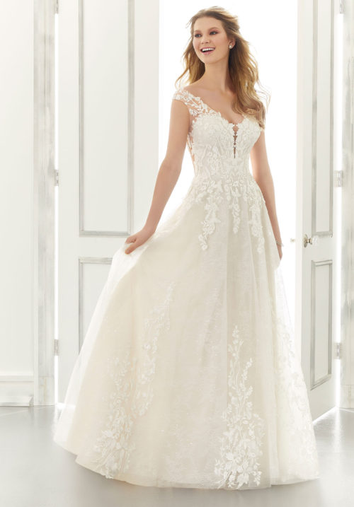 Morilee Alice Style 2191 Wedding Dress