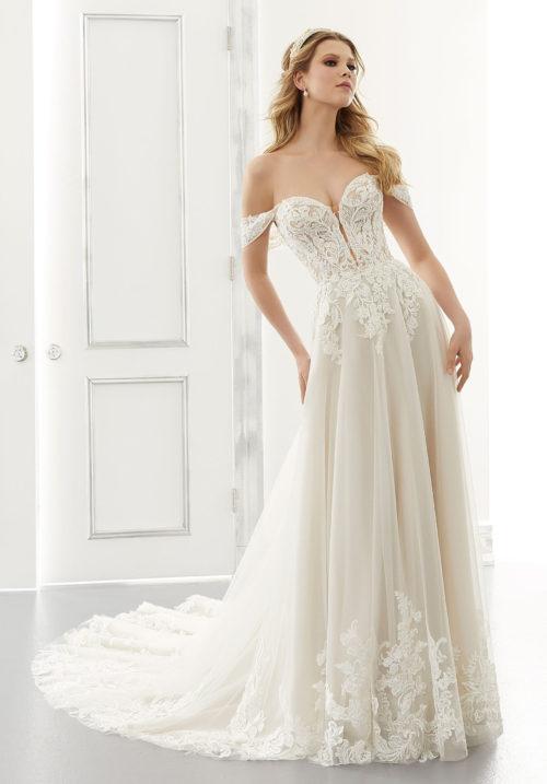 Morilee Adrianna Style 2192 Wedding Dress