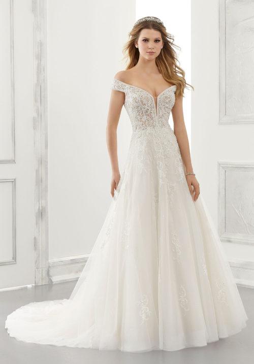 Morilee Alessandra Style 2193 Wedding Dress
