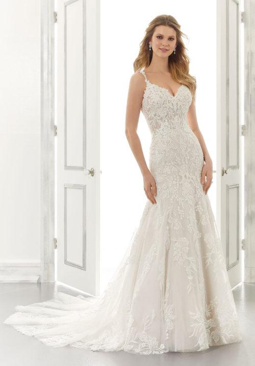 Morilee Aviva Style 2194 Wedding Dress