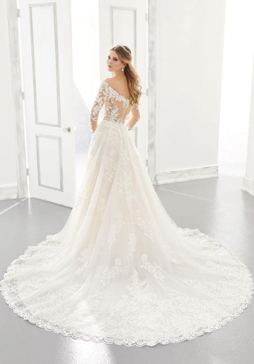 Morilee Ambrosia Style 2196 Wedding Dress