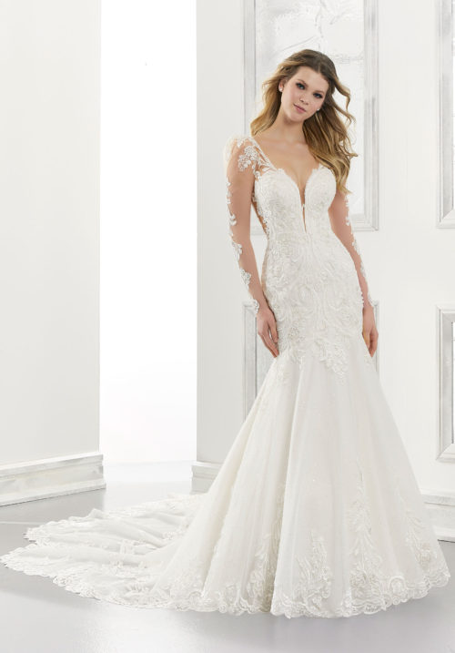 Morilee Anastasia Style 2174 Wedding Dress