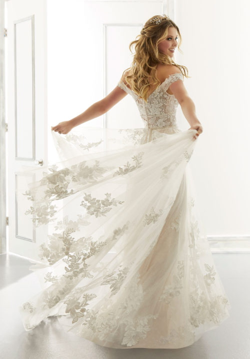 Morilee Addison Style 2175 Wedding Dress